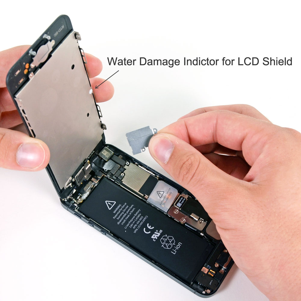 can you fix water damaged iphone replacement for iphone 5 water damage indictor for lcd shield 18333