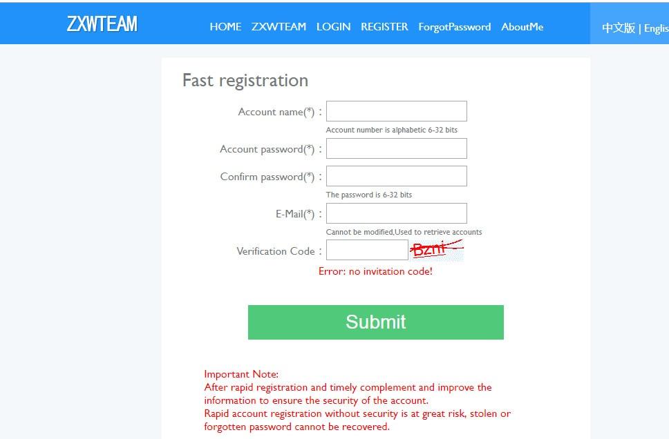 ZXW Smart Schematics Online Account