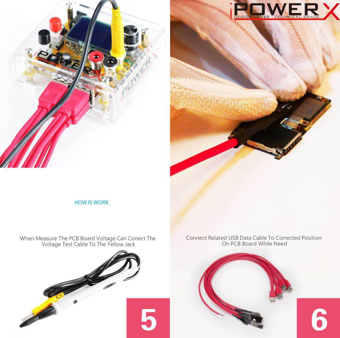 iPowerX High Precision Maintenance Power Supply