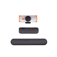 Replacement for iPad 2 Black Volume Mute Side Button