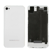 Replacement For iPhone 4 CDMA Back Cover with Frame White