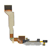 Replacement For iPhone 4 CDMA Dock Connector Flex Cable White