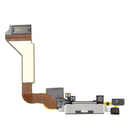 Replacement For iPhone 4 Dock Connector Flex Cable Black