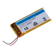 Replacement for iPod Nano 6th Gen Battery
