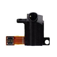 Replacement for iPod Touch 4th Gen Headphone Audio Jack Black