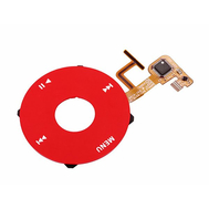 Replacement For iPod Video U2 Click Wheel Red