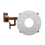 Replacement For iPod Video Click Wheel White