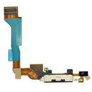 Replacement For iPhone 4 CDMA Dock Connector Flex Cable Black