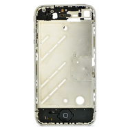 Replacement For iPhone 4 Mid Frame with Bezel Full Assembly