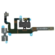 Replacement For iPhone 4S Headphone Audio Jack Flex Cable Black