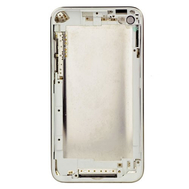 Replacement for iPod Touch 4th Gen Back Cover with White Chassis
