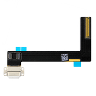 Replacement for iPad Air 2 Dock Connector Flex Cable - White