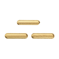 Replacement for iPad Air 2/iPad Pro 9.7 Side Buttons Set - Gold
