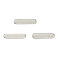 Replacement for iPad Air 2/iPad Pro 9.7 Side Buttons Set - Silver