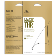 Benks Magic THR Super Scratch-resistant Set Series Protection Film for iPhone 5/5S