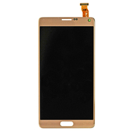 Replacement for Samsung Galaxy Note 4 LCD with Digitizer Assembly - Gold