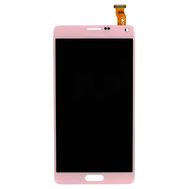 Replacement for Samsung Galaxy Note 4 LCD with Digitizer Assembly - Pink