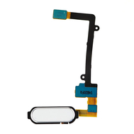 Replacement for Samsung Galaxy Note Edge Home Button Flex Cable - White