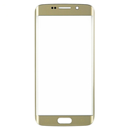 Replacement for Samsung Galaxy S6 Edge Front Glass Lens - Gold