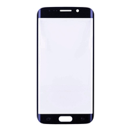 Replacement for Samsung Galaxy S6 Edge Front Glass Lens - Pebble Blue
