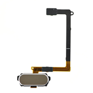 Replacement for Samsung Galaxy S6 Home Button Flex Cable - Gold