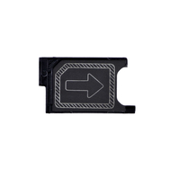 Replacement for Sony Xperia Z3&Z3 Compact SIM Card Tray - Black
