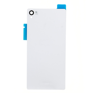 Replacement for Sony Xperia Z3 Battery Door - White - With Sony and Xperia Logo