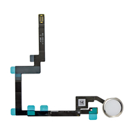 Replacement for iPad Mini 3 Home Button Full Assembly - Sliver