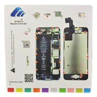 Magnetic Screw Mat for iPhone 5C