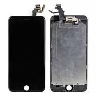 Replacement for iPhone 6 Plus LCD Screen Full Assembly without Home Button - Black