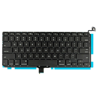 """Keyboard with Backlight (US English) for Macbook Pro 13"""" A1278 (Mid 2009- Mid 2012)"""