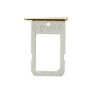 Replacement for Samsung Galaxy S6 Edge Series SIM Card Tray - Gold