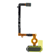 Replacement for Samsung Galaxy S6 Edge SM-G925 Home Button Flex Cable - Black