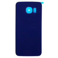 Replacement for Samsung Galaxy S6 Edge SM-G925 Battery Door With Adhesive Pebble Blue