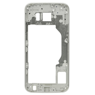 Replacement for Samsung Galaxy S6 Rear Housing Frame - Silver