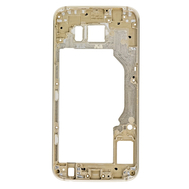 Replacement for Samsung Galaxy S6 Rear Housing Frame - Gold