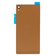 Replacement for Sony Xperia Z3 Battery Door - Copper - With Sony and Xperia Logo