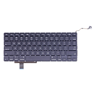 "Keyboard (US English) for MacBook Pro 17"" Unibody A1297 (Early 2009-Late 2011)"