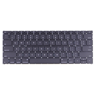 "Keyboard with LED (US English) for MacBook 12"" Retina A1534 (Early 2015)"
