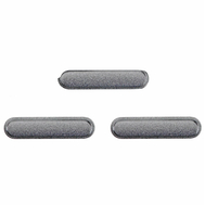 Replacement for iPad Air 2/iPad Pro 9.7 Side Buttons Set - Grey