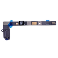 Replacement for iPad Mini 4 4G Version Headphone Jack Flex Cable - Black