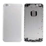 Replacement for iPhone 6 Plus Back Cover Silver