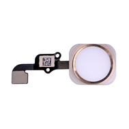 Replacement for iPhone 6S/6S Plus Home Button Assembly - Gold