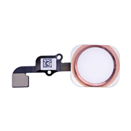 Replacement for iPhone 6S/6S Plus Home Button Assembly - Rose