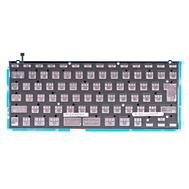 "Keyboard Backlight (Portugal) for MacBook Pro 13"" Retina A1502 (Late 2013-Early 2015)"