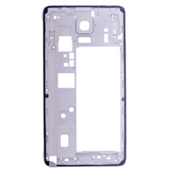 Replacement for Samsung Galaxy Note 4 N910T Rear Housing Frame Without Small Parts Black