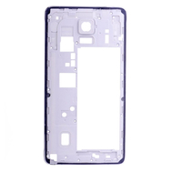 Replacement for Samsung Galaxy Note 4 N910V/910P Rear Housing Frame Without Small Parts Black