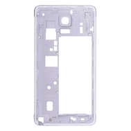 Replacement for Samsung Galaxy Note 4 N910V/910P Rear Housing Frame Without Small Parts White
