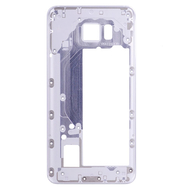 Replacement for Samsung Galaxy Note 5 SM-N920 Rear Housing Frame Without Small Parts Siliver