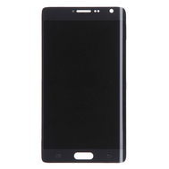 Replacement for Samsung Galaxy Note Edge SM-N915 LCD Screen and Digitizer Assembly Without Home Button - Black